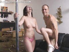 Stripper turns into superslut