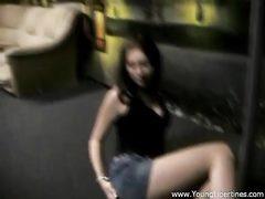 Personal striptease